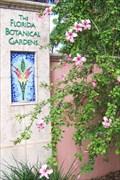 Image for Tourism-Florida Botanical Gardens-Largo, FL