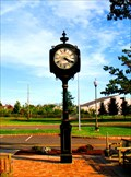 Image for Raritan Township 9/11 Memorial Clock