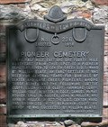 Image for Pioneer Cemetery - 226