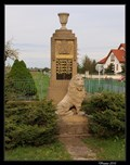 Image for Monument to victims of World War I, Ráby, Czech Republic
