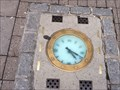 Image for Pavement Clock/Time Capsule, Windsor, UK