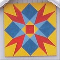 Image for Highway 3 Barn Quilt - Galt, IA