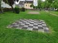 Image for Giant Chess Board - Pfarrgarten Kruft, RP, Germany