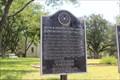 Image for David & Serena Estes Adams, James & Cora V. Trainer -- Sutton County Courthouse, Sonora TX