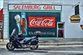 Image for Salemburg Grill Coca Cola Mural