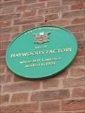 Image for Haywoods Factory - Nottingham, Nottinghamshire, England, UK.