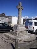 Image for Week St Mary War Memorial Cross, Cornwall UK