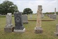 Image for James A. and Sarah Kinsey -- Oakwood Cemetery, Cisco TX