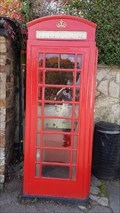Image for Red Telephone Box - Cubert, Cornwall
