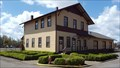 Image for OLDEST -- Two-Story Wood Frame Passenger-Freight Combination Railroad Depot of Record in Oregon