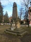 Image for World War I Memorial / Památník obetem I. sv. války, Kostelec nad Cernými lesy, Czech republic