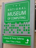 Image for National Museum of Computing - Bletchley Park - Great Britian.