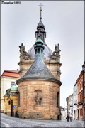 Image for Chapel of St. John Sarkander / Kaple Sv. Jana Sarkandera - Olomouc (Central Moravia)