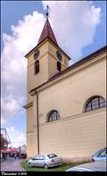 Image for Church of St. Adalbert / Kostel Sv. Vojtecha - Libice nad Cidlinou (Central Bohemia)