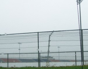 Lake Erie Speedway Through The Fence