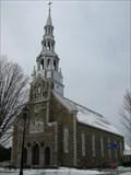 Image for Clocher de l'église Saint-François-Xavier steeple - Bromont, Qc