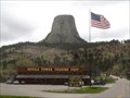 Image for Devils Tower -Devils Tower Wyoming