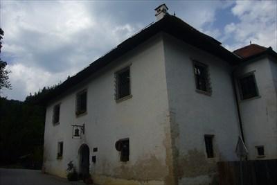 Oldest active inn in Slovenia.