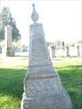 Image for Nathaniel Bell - City Cemetery - Spanish Fork, UT