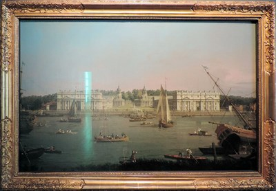 Greenwich Hospital Canaletto Print