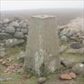 Image for O.S. Triangulation Pillar - Clachnaben, Aberdeenshire.
