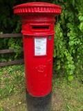 Image for Victorian Pillar Box - Cobham Road - Cobham - Surrey - UK