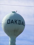 Image for Oakdale Water Tower - Oakdale, WI
