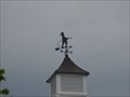 Image for Firefighter Weathervane - Lewiston, NY