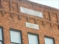 Image for 1911 - Malcolm Building - Oskaloosa, Ia