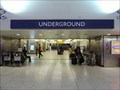 Image for Heathrow Terminals 1,2,3 Underground Station - Heathrow Airport, London, UK