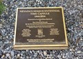 Image for Nevada's Sesquicentennial Time Capsule — Carson City, NV