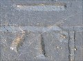 Image for Cut Bench Mark - Station Approach, Cheam, Surrey, UK