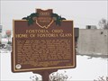 Image for Fostoria, Ohio - Home of Fostoria Glass #5-74