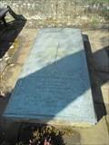 Image for Grave of August Becker - Klingenmünster/Germany