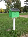Image for Starin Park Little Library, Whitewater, WI