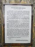 Image for Historie kaple sv. Antonína - Perna, Czech Republic