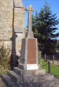 Image for Levens Church War Memorial - Levens, Cumbria UK