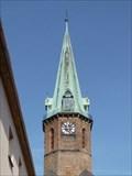 Image for Clocks on Church of John the Baptist in Frýdek - Frýdek-Místek, Czech Republic