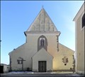 Image for Kostel sv. Mikulase / Church of St. Nicholas, Benesov, CZ
