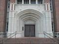 Image for Sarasota High School Doorway - Sarasota, FL