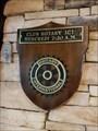 Image for Rotary plaque du Quality Inn & suites de Lévis - Lévis Qc
