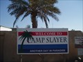 Image for Camp Slayer - Baghdad, Iraq