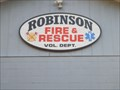 Image for Robinson Fire & Rescue Vol. Dept.