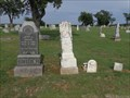 Image for Snider - Lakeview Cemetery - Marietta, OK