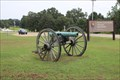 Image for Model 1857 12-pounder Rifled-barrel Napoleon Gun -- Brice's Crossroads NBP, near Baldwyn MS