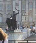 Image for Prometheus (Progress) -- Victoria Memorial, Buckingham Palace, Westminster, London, UK