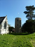 Image for ONLY - Flint-built detached round church bell tower in Suffolk - Bramfield, Suffolk