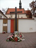 Image for Secretary Clinton Lays a Wreath at the Katyn Cross  -  Krakow, Poland
