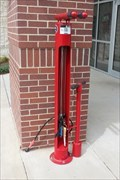 Image for Bicycle Repair Station - Farmers Branch Animal Adoption Center - Farmers Branch, TX, USA