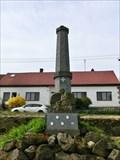 Image for World War Memorial - Tasov, Czech Republic